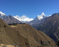 Vue d'Everest
