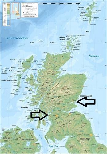 Scotland topographic map-en